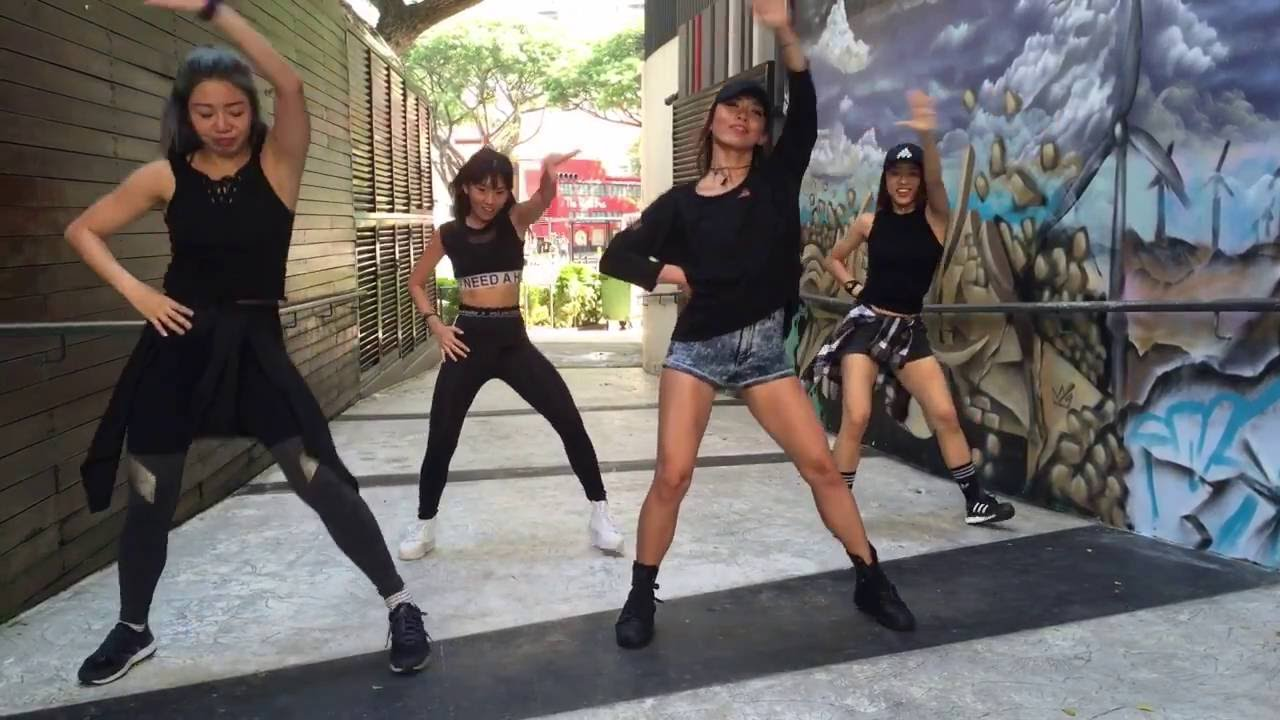Kpop Workout to Boombayah by Black Pink