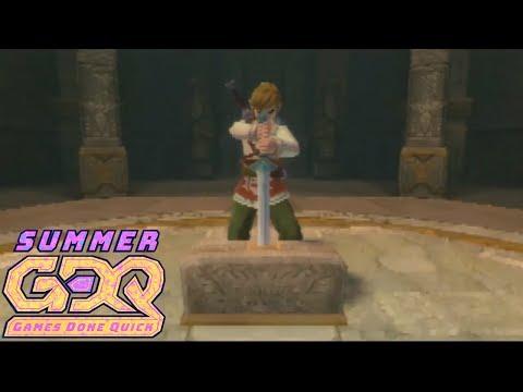 The Legend of Zelda: Skyward Sword by gymnast86 in 5:04:42 - SGDQ2018