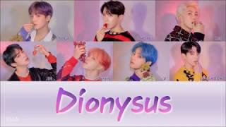 Gambar cover 【認聲韓中歌詞】BTS (防彈少年團 | 방탄소년단) - Dionysus