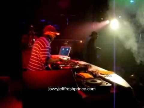 DJ Jazzy Jeff Practice Music Video