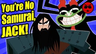 Samurai Jack is No Samurai! Here's Why That's AWESOME! - Gaijin Goombah