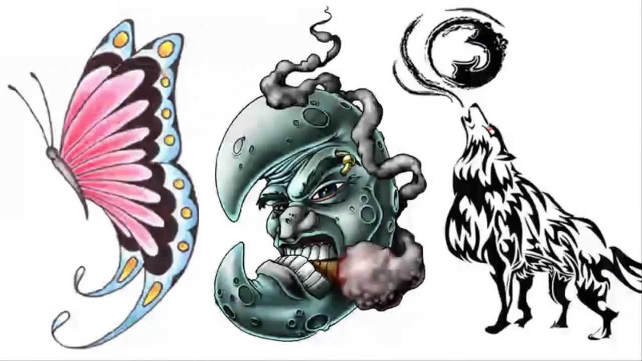 Videos de Tatuajes Diseos de Tatuajes a Colores YouTube
