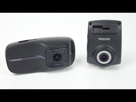 Philips Dashcams : The ADR610 & ADR810 go head to head
