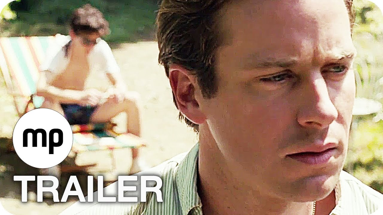 call me by your name trailer deutsch