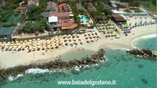 Villaggio Hotel Baia del Godano a Capo Vaticano vicino Tropea.wmv