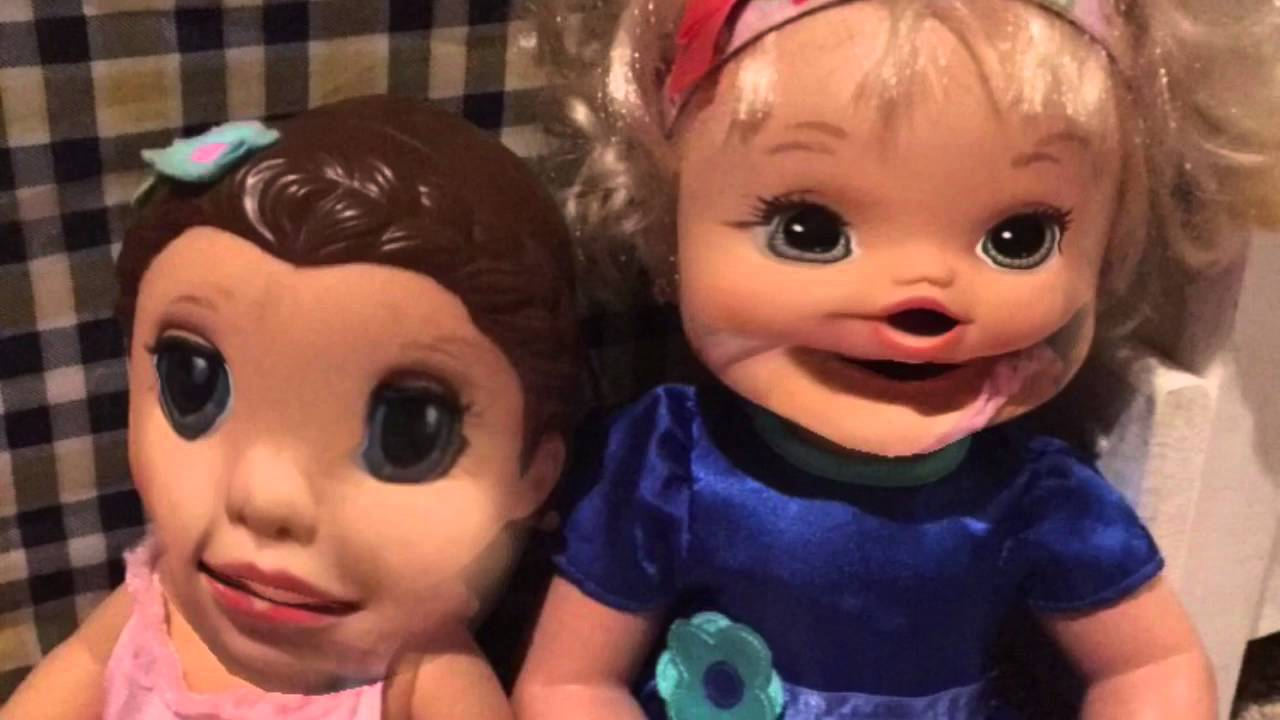 Baby Alive Face Swap Challenge Youtube