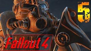 Fallout 4. Прохождение. Часть 5 (Предсказания бабки наркоманки) 60fps
