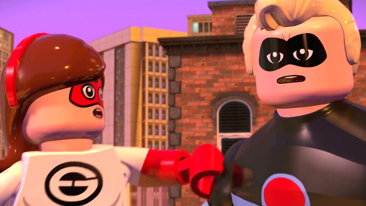 LEGO The Incredibles Part 7 - The Golden Years