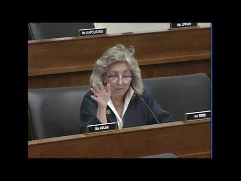 House Transportation & Infrastructure Com.-  NATCA President Paul Rinaldi Highlights