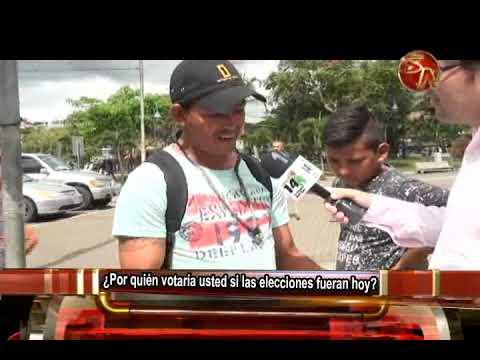 Indecisos sobresalen en sondeo realizado por SN Sur Noticias a menos de tres semanas de las eleccion