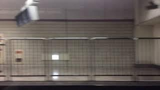 【福岡市交通局 福岡市地下鉄空港線】室見→博多 2021.5.28