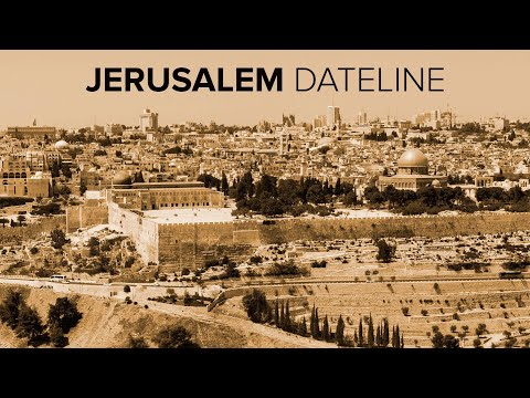 Jerusalem Dateline: 07/27/2018 Israel Downs Syria Jet, ISIS Rockets Hit Galilee