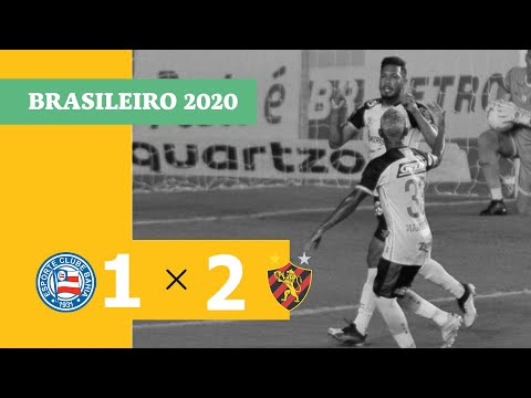 Bahia Sport Recife Goals And Highlights