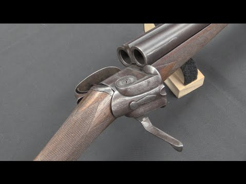 Darne Model 1892 Rotary Shotgun