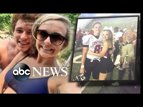 College Football Player Charged With High School Cheerleader's Murder
