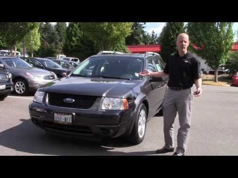 Review: why the 2007 Ford Freestyle under $5000 is such an intelligent buy