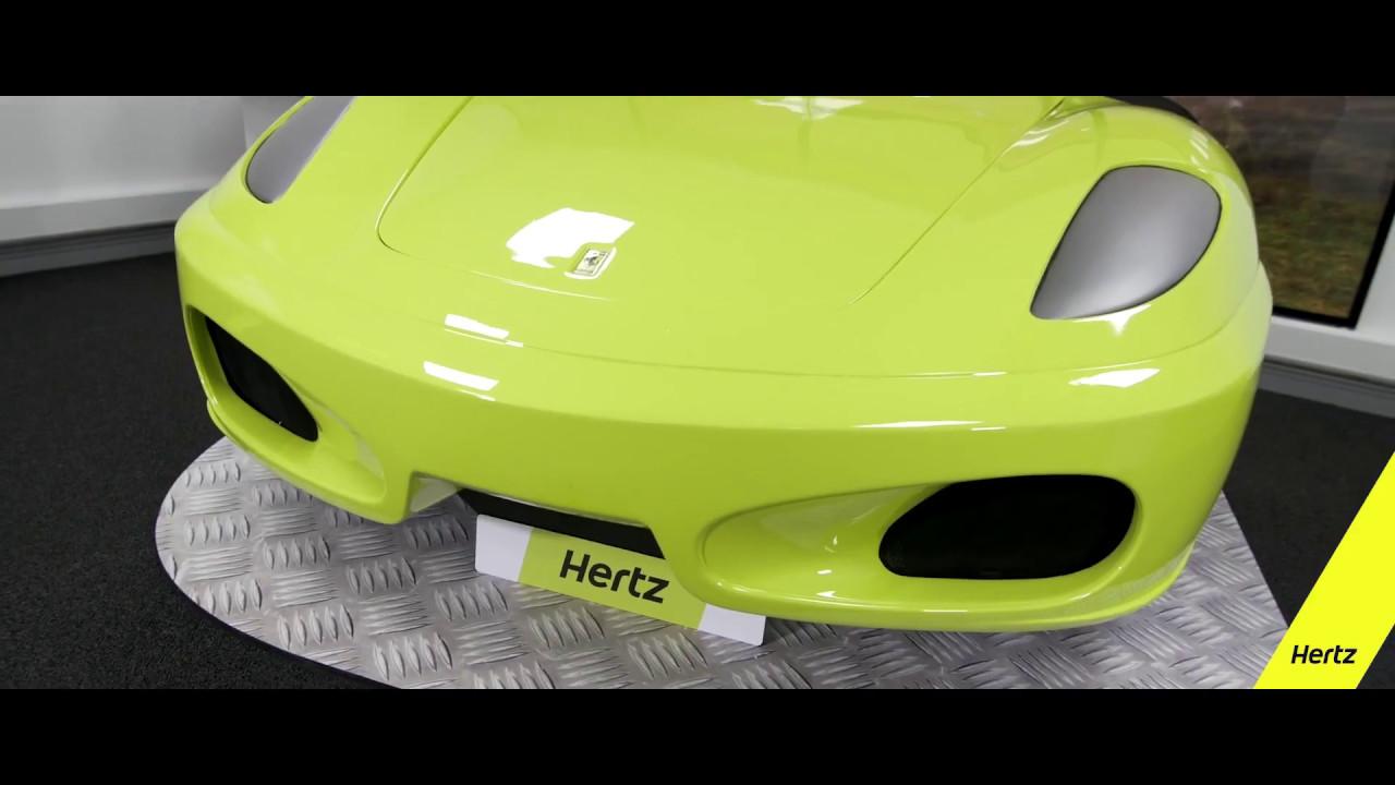 Hertz Europe Service Centre Dublin Ireland 2016 Youtube