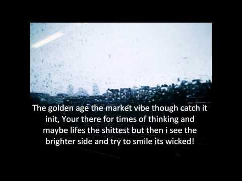 Rizzle kicks - Even on a rainy day (lyrics)
