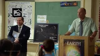 NASA SCIENTIST VS SHELDON