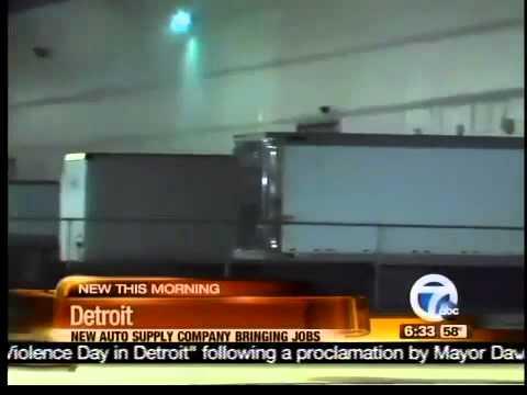 New jobs in Detroit