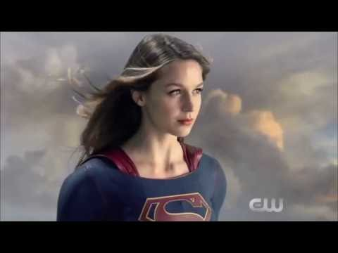 Supergirl x Fifth Harmony - That's My Girl (Tribute Music Video)
