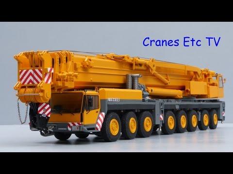 YCC Liebherr LTM 1400 Mobile Crane by Cranes Etc TV