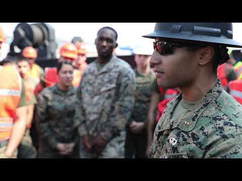 DFN:Cobra Gold 19: Maritime Prepositioned Force Offload In T