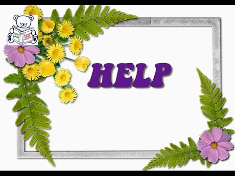 English short stories for beginner – Lesson 21: HELP ✫
