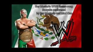 Rey Mysterio All Theme Song