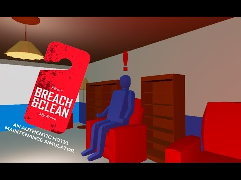 LIMPIANDO HABITACIONES DE HOTEL CON DINAMITA  | BREACH AND CLEAN