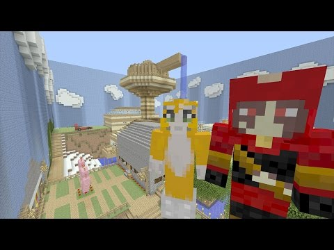 Minecraft XBOX - STAMPY'S LOVELY WORLD - Hide and Seek
