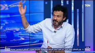 إبراهيم سعيد: صالح جمعة محظوظ بالفرص اللي بياخدها من الأهلي ولكن نفسي أشوفه في الملعب ويستغل الفرص