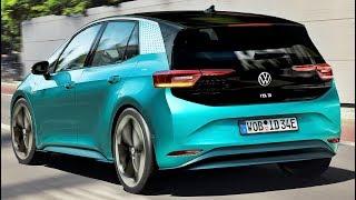2020 Volkswagen ID.3 - Outstanding Efficiency And Full Connectivity