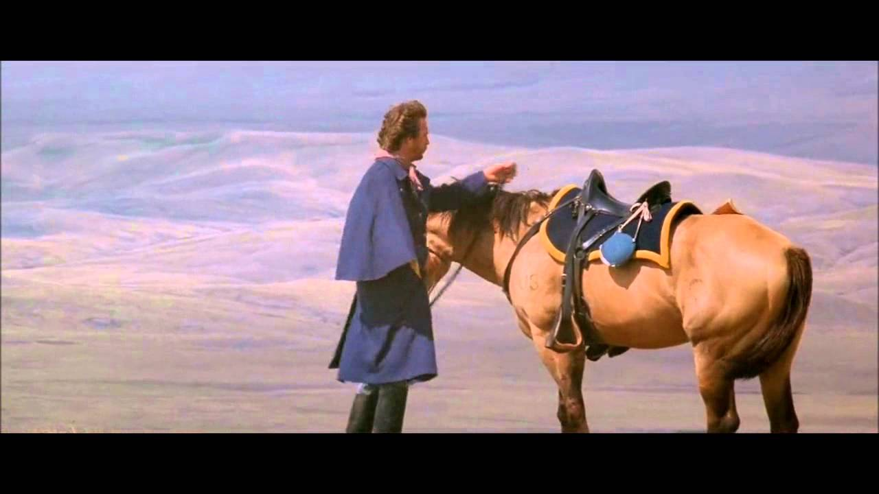 horse from dances with wolves