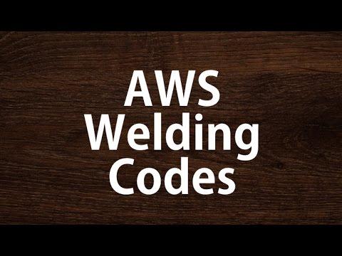 Welding Codes