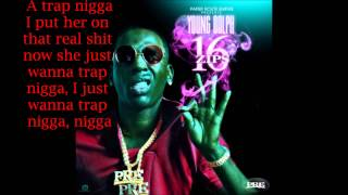 Young Dolph- Trap Nigga (LYRICS)