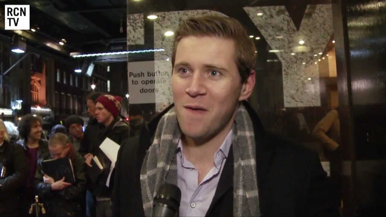 Downton Abbey Series 4 Allen Leech Interview - YouTube