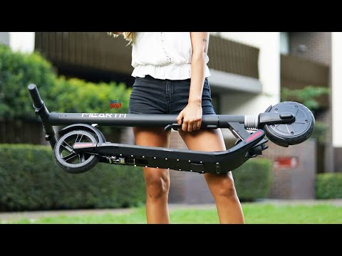 5 Best Foldable Electric Scooter In 2020 - New Electric Scooters