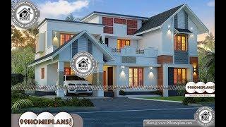 Indian House Design By 99HOMEPLANS COM [ Esp: M106 ]