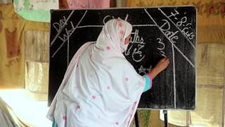 EU Children of Peace in Pakistan -- testimony of a teacher (UNICEF)
