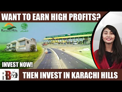 Want To Invest In Pakistan? Then Go For Karachi Hills   2019   Best Property   API   REDBOX
