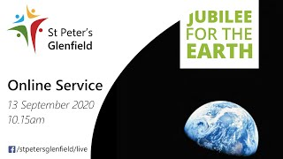 Online Service for St Peter's for Climate Sunday, 13 September 2020