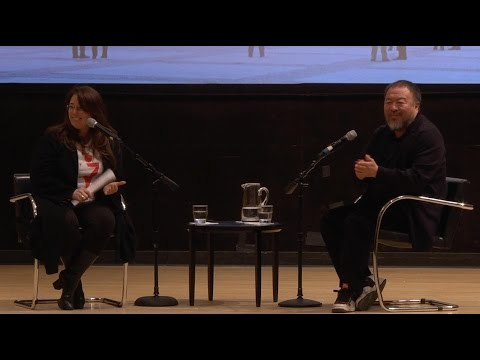 Brooklyn Talks: Ai Weiwei and Tania Bruguera