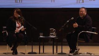 Brooklyn Talks: Ai Weiwei and Tania Bruguera