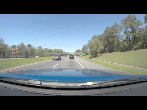 Drive from Jacksonville to Panama City, FL