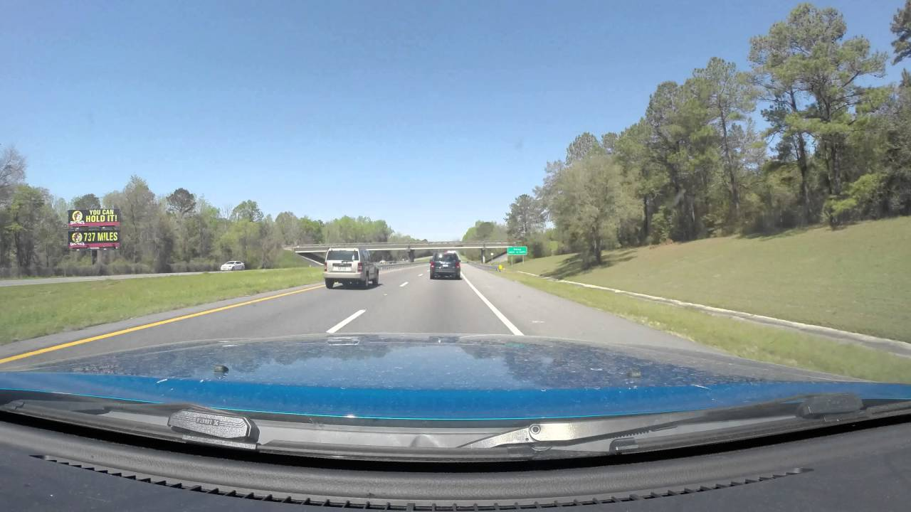 Drive From Jacksonville To Panama City Fl Youtube