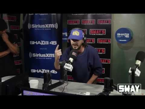 """Shia Labeouf Kills His Sway In The Morning Freestyle """"5 Fingers of Death"""" Also Disses Drake"""