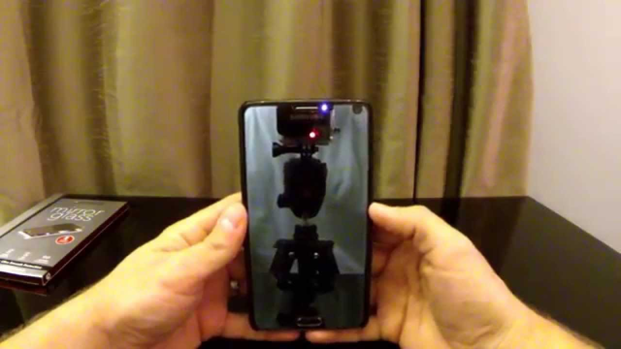 Zagg Mirror Glass For Samsung Galaxy Note 4 Youtube