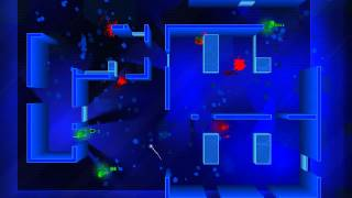 Frozen Synapse: 2 Turn Dark Extermination Victory