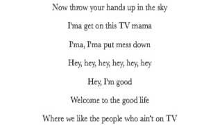 Kanye West - Good Life (Lyrics) Mp3
